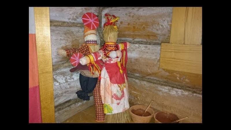 Видео-урок по изготовлению куклы «Веничек благополучия»