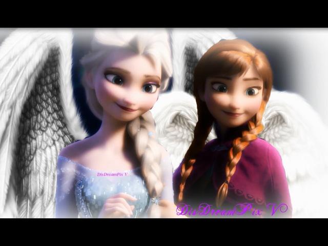 Jelsa and Kristanna Tears of an angel