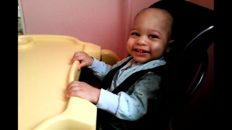 Amadu Malik Falll smiling