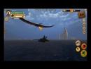 Полёт Беззубика с Древорубом