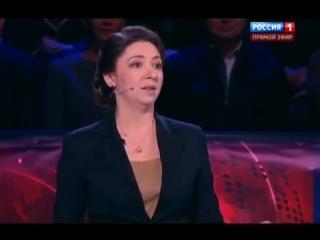 Дура Тупая Олеся Яхно. Стыдно за Укров!