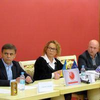 Политика: Сухомлин, Чиж и Буравков. Как прошла встреча кандидатов на должность мэра Житомира. ВИДЕО