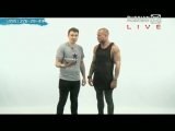 Вконтакте LIVE 18.01.16. В гостях: Известный татуировщик, Макс Брэнд, Фронтмен группы
