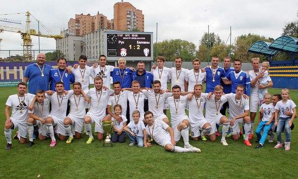 ФК Балканы - чемпион Украины среди аматоров 2015 года - изображение 4