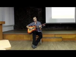 Крама - Бяжы, хлопец (Ягор Гацко)