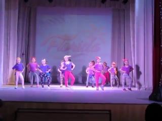 Территория танца.Отчетный концерт.