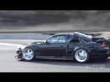 S14 Silvia 2JZ - QUAD WTF Turbo (First Test Drive. Caroline Racings) JAPAN LOCATION
