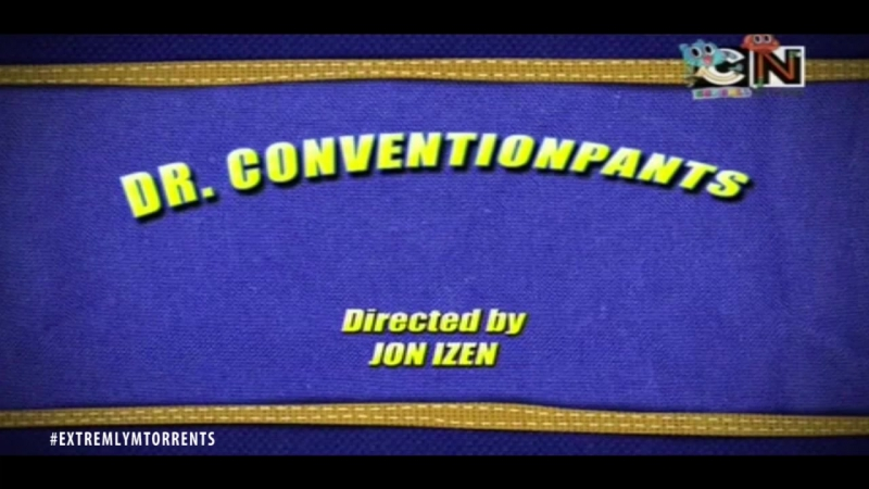 Dr. Super Pantaloni - [720p] Caii se joacă - Doctor Pantaloni Convenționali