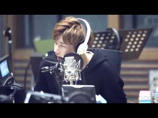 Fancam [150520] MBC «Tablo's Dreaming Radio» - Sunggyu