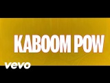 Nikki Yanofsky - Kaboom Pow (Lyric Video)