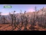 Fallout 4 – Сравнение Enhanced Wasteland Preset vs. K-putts Config 1.2 vs. Vanilla