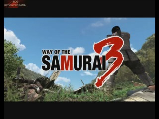 Way Of The Samurai 3 2016-03-25 1