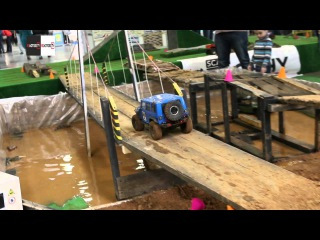 Moscow Hobby Expo 2015 Trial от RCMOTORS.TV