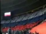 Лучшее исполнение.Гимн России на футбольном матче.Трогает до слез