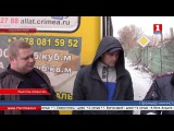 В Симферополе задержали пьяного водителя маршрутки