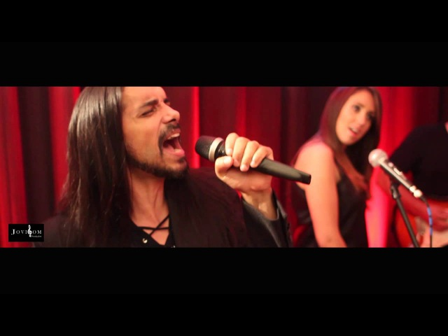 Van Halen - André Leite - Can't Stop Lovin' You Cover Jovisom Classic Band Live In Décima Studio