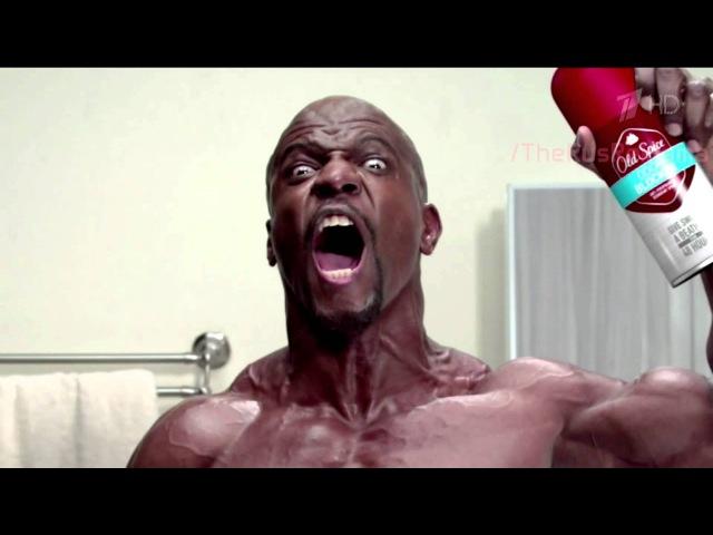 Реклама Олд Спайс - Блокатор Запаха (Терри Крюс на тигре)