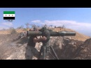 08.10.15 War in Syria. As BGM-71 TOW stopped the offensive of Assad and Russian?
