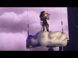 Best Mistake live Ariana Grande, Portland, Oregon, September 4, 2015