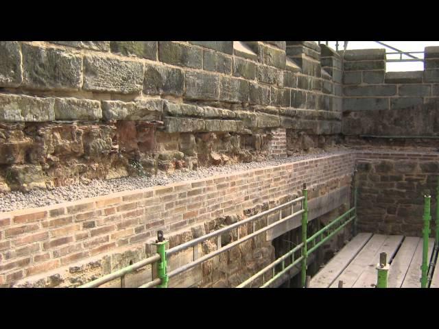 The restoration of Astley Castle The Landmark Trust