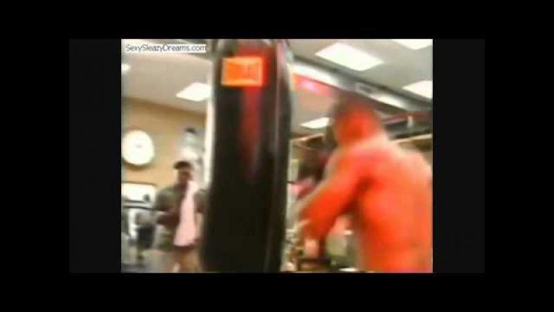 Mike Tyson training highlights