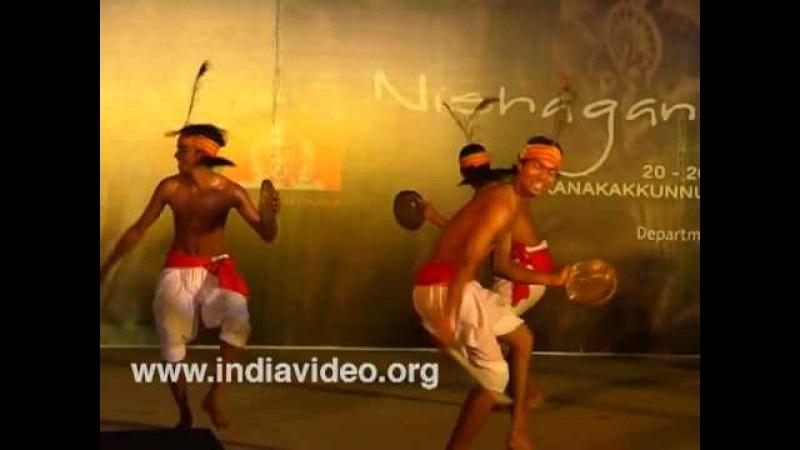 Адиваси Павара Adivasi Pawara ~ Фольклорный танец штата Махараштра