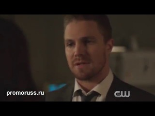 Стрела 4 сезон 13 серия Грехи отца (Промо)/Arrow 4x13 Extended Promo Sins of the Father (HD)