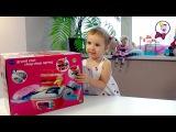 Распаковка детской игрушечной кухни и видео обзор игрушек ItsImagical. Children's toy kitchen