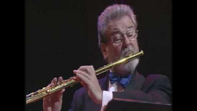 Mouquet-La Flute De Pan, 2nd mvt, James Galway