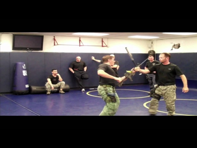 SWAT Training with Progressive Combat Solutions LLC