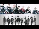 BTS vs. EXO - I Need U, Playboy (mashup / remix)
