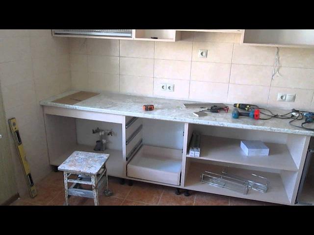 Изготовление Кухни. от А до Я /часть3