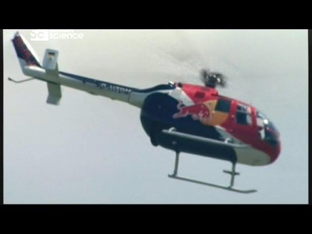 Дело техники Высший пилотаж на вертолете