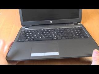Ноутбук HP 255 G3 Распаковка / Обзор