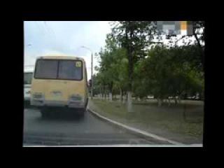 Страшная авария в Оренбурге 20 07 2014! Жесть авария! Не для слабонервных!