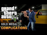 GTA 5 2015 Complications Mission Passed walkthrough pc lets play