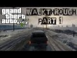 GTA 5 2015 Prologue Mission Passed the first mission walkthrough lets play