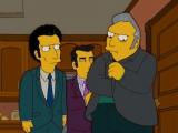 Симпсоны/The Simpsons (1989 - ...) Фрагмент (сезон 18, эпизод 1; русский язык)