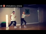 Глюкоза в Школе танцев Евгения Папунаишвили, 28.01.2016