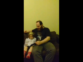 Читаем Библию в кратких рассказах с детьми. 1 часть