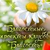 """Благостные Проекты Клубов """"Благость"""""""