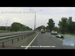 Новая подборка аварии и ДТП от Дорожные войны за 5.01.2016_Видео №734