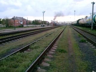 Паровоз СУ251-86 отправился с Черкасс.