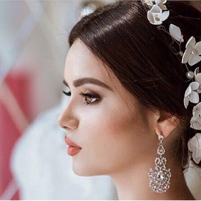 Свадебный макияж 2018 - фото и идеи макияжа на свадьбу