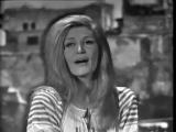 Dalida ♫ Le septieme jour ♫ 3/11/1968 (Télé dimanche (1re chaine)