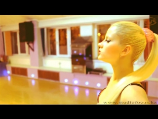 Ева Шиянова - Сommercial for Dance Studio Focus 2012 (Christina Aguilera - Express)