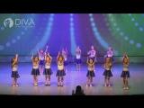 Детские танцы 5-7 лет от DIVA Studio, хореограф Наталья Янькова