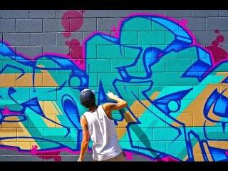 Dope Cans X Emit, East, Sye, Dero, Keithjive, Scribe, Taste, Vogey - Denver, Colorado - USA