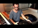 Piano & Handpans (improvisation) Overtone with Halo