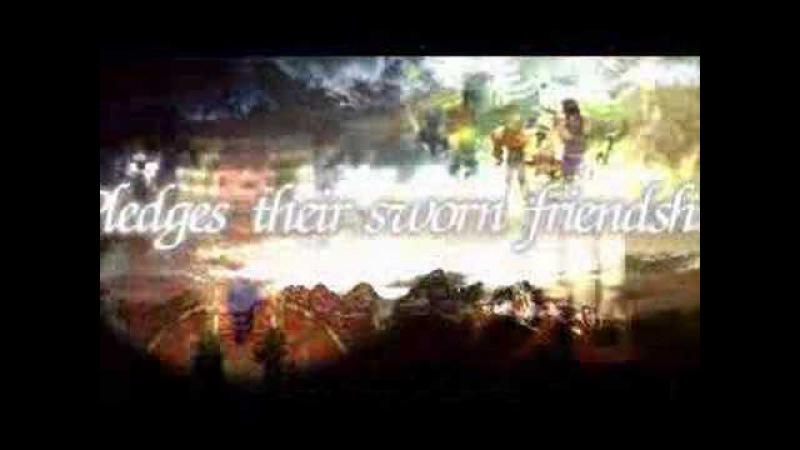 Legend Of Dragoon Intro
